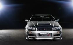 Sport Car Nissan Skyline R34 Photo
