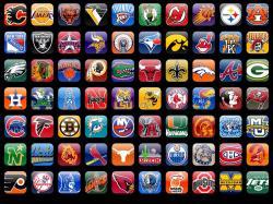 Many sports ...