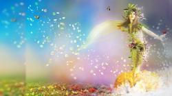 Spring Scenes Wallpaper Free Download
