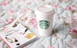 Starbucks Coffee Mood Book