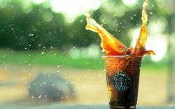 Starbucks Coffee Splash Spray
