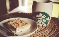 Starbucks Cup Pie