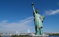 Statue Of Liberty Desktop Wallpaper Wallpapers Gallery Image source from this