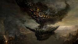 Steampunk Wallpaper 1634