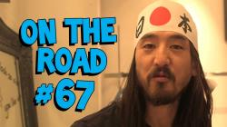 Steve Aoki In Japan (August 2013) - On The Road (to Aokify America) #67