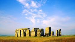 Stonehenge Monument England Wallpaper HD