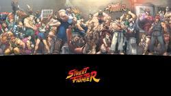 Street Fighter HD Wallpaper ...