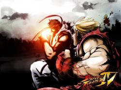 Street Fighter 4 Game