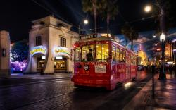 Streetcar anaheim