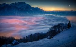 Stunning Alps Wallpaper