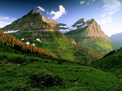 Stunning Glacier National Park