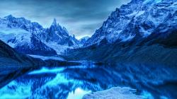 Reflections of Fitz Roy 1920 × 1080
