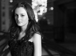 "Download the following Stunning Leighton Meester Pictures 25592 by clicking the orange button positioned underneath the ""Download Wallpaper"" section."