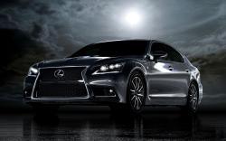 Stunning Lexus Wallpaper