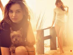 Stunning Miranda Kerr Shoot
