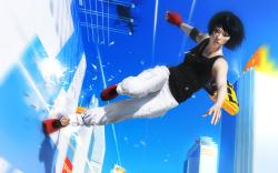 Stunning Mirrors Edge Wallpaper