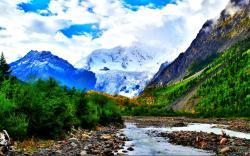 Stunning Mountain Valley 29908 1920x1080 px