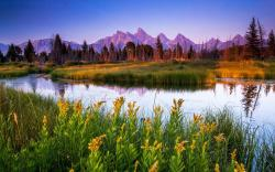 """Download the following Stunning Wyoming Wallpaper 28656 by clicking the orange button positioned underneath the """"Download Wallpaper"""" section."""