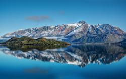 Stunningly beautiful lake