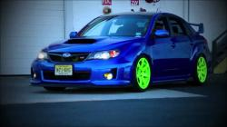 New Subaru Impreza WRX STI Tribute
