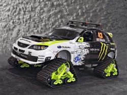 Subaru Impreza WRX STI Trax