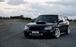 Awesome clean Subaru impreza !