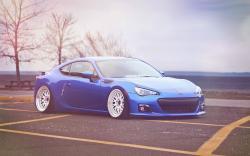 Subaru brz tuning