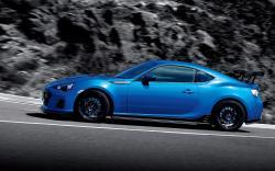 Subaru BRZ Wallpaper