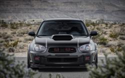 Subaru Impreza Tuning Car