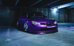 Subaru WRX STI Tuning Garage