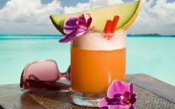 Sugar Melon Cocktail