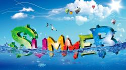 Summertime Wallpaper Free Download