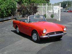 Sunbeam Tiger 1964 #5 Sunbeam Tiger 1964 #5