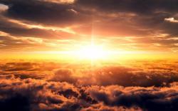 Gorgeous Sunlight Wallpaper