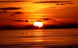 10 Amazing Sunsets Around The World