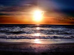 sunset beach hd wallpapers beautiful hd desktop backgrounds