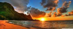 ... Sunset Wallpaper Hd Background 02 ...