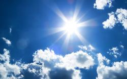 Wall to wall sunshine & low humidityexpected to round out your weekend - EPAWA