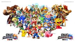 Ryu (Street Fighter) and Roy (Fire Emblem) leaked for Super Smash Bros. | GearNuke