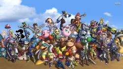 Super Smash Bros. wallpaper 1920x1080