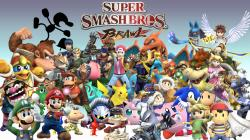 Super Smash Bros Wallpaper Widescreen