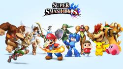 Super Smash Bros 4 Characters Wallpaper [HD] (Volume 1) ...