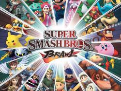 Brawl Wallpapers-1 Super Smash Bros.