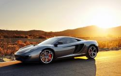 Mclaren Super Car Wallpapers & Pictures