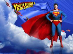 Superman Wallpaper - superman-the-movie Wallpaper