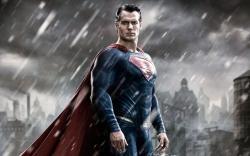 Superman in Batman v Superman Dawn of Justice