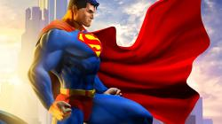 Who can beat the man of steel ?