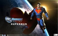 DC Universe Online Superman Wallpaper