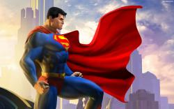 DOWNLOAD WALLPAPER Dc Universe Superman - FULL SIZE ...