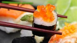Fantastic Sushi Wallpaper